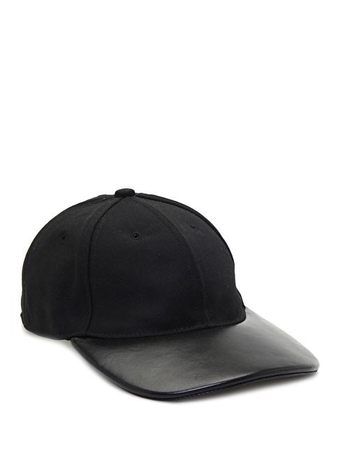 Valentino Şapka Siyah